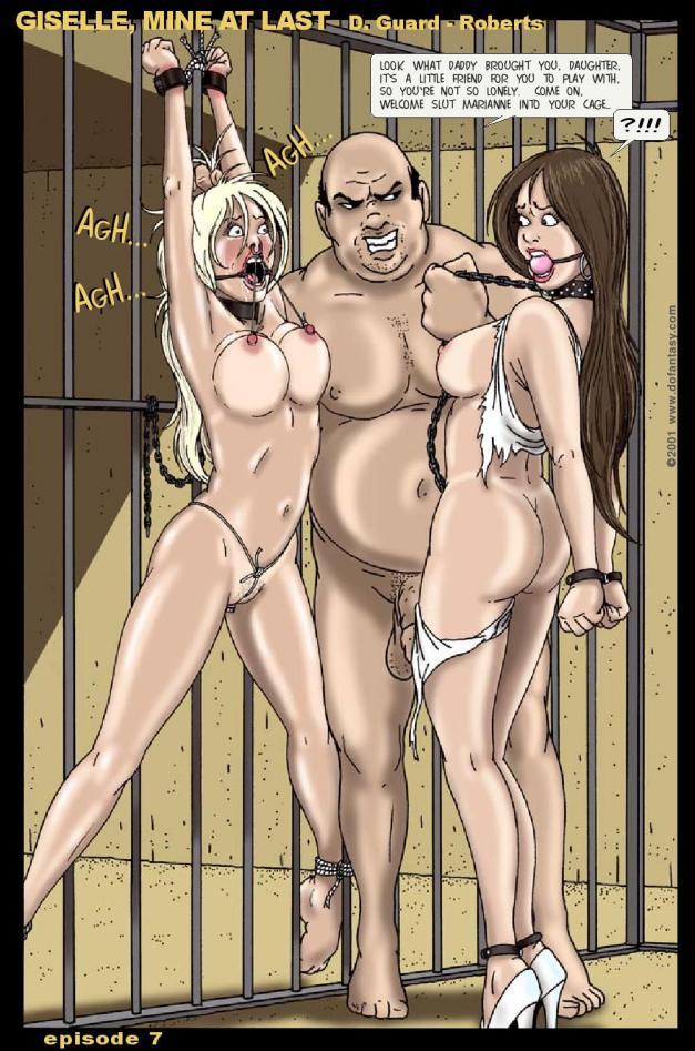 порно комиксы робертса